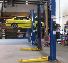 What Type of Automotive Vehicle Lift